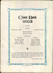 Page 16, 1932 Edition, Hartford Public High School - Yearbook (Hartford, CT) online yearbook collection