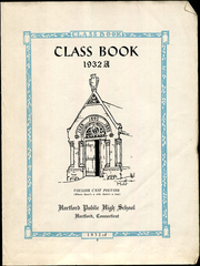 Page 7, 1932 Edition, Hartford Public High School - Yearbook (Hartford, CT) online yearbook collection