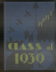 Page 1, 1939 Edition, Hartford Public High School - Yearbook (Hartford, CT) online yearbook collection