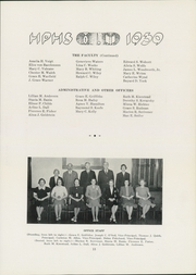 Page 17, 1939 Edition, Hartford Public High School - Yearbook (Hartford, CT) online yearbook collection