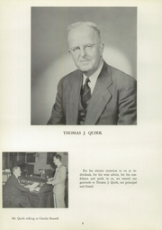 Page 12, 1951 Edition, Hartford Public High School - Yearbook (Hartford, CT) online yearbook collection