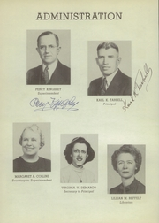 Page 10, 1946 Edition, Shelton High School - Argus Yearbook (Shelton, CT) online yearbook collection