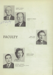 Page 11, 1946 Edition, Shelton High School - Argus Yearbook (Shelton, CT) online yearbook collection