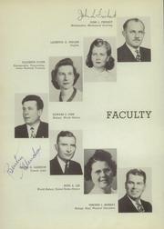 Page 12, 1946 Edition, Shelton High School - Argus Yearbook (Shelton, CT) online yearbook collection