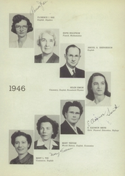 Page 13, 1946 Edition, Shelton High School - Argus Yearbook (Shelton, CT) online yearbook collection