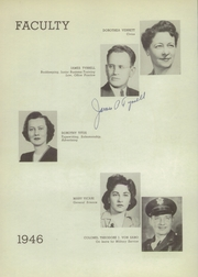 Page 14, 1946 Edition, Shelton High School - Argus Yearbook (Shelton, CT) online yearbook collection