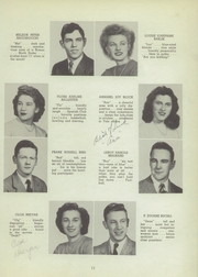 Page 17, 1946 Edition, Shelton High School - Argus Yearbook (Shelton, CT) online yearbook collection