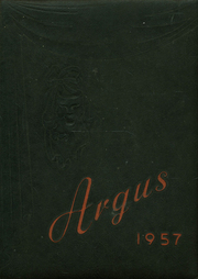 1957 Edition, Shelton High School - Argus Yearbook (Shelton, CT)