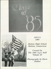 Page 5, 1985 Edition, Shelton High School - Argus Yearbook (Shelton, CT) online yearbook collection