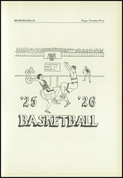 Page 27, 1926 Edition, Naugatuck High School - Greyhound Yearbook (Naugatuck, CT) online yearbook collection