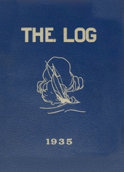 1935 Edition, Stratford High School - Log Yearbook (Stratford, CT)