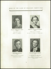 Page 16, 1932 Edition, William Hall High School - Hallmark Yearbook (West Hartford, CT) online yearbook collection