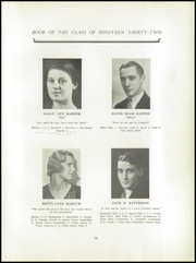 Page 17, 1932 Edition, William Hall High School - Hallmark Yearbook (West Hartford, CT) online yearbook collection
