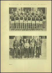 Page 100, 1935 Edition, William Hall High School - Hallmark Yearbook (West Hartford, CT) online yearbook collection