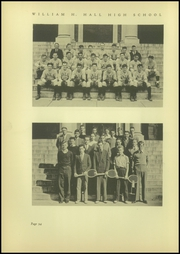 Page 98, 1935 Edition, William Hall High School - Hallmark Yearbook (West Hartford, CT) online yearbook collection