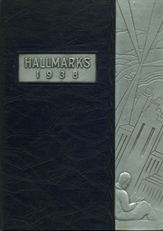 1938 Edition, William Hall High School - Hallmark Yearbook (West Hartford, CT)
