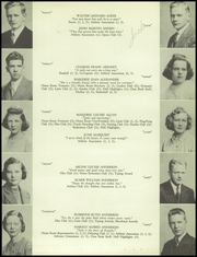 Page 17, 1940 Edition, William Hall High School - Hallmark Yearbook (West Hartford, CT) online yearbook collection
