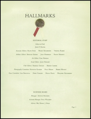 Page 9, 1940 Edition, William Hall High School - Hallmark Yearbook (West Hartford, CT) online yearbook collection