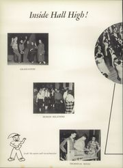 Page 10, 1952 Edition, William Hall High School - Hallmark Yearbook (West Hartford, CT) online yearbook collection