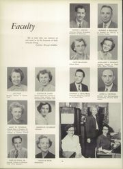 Page 14, 1952 Edition, William Hall High School - Hallmark Yearbook (West Hartford, CT) online yearbook collection