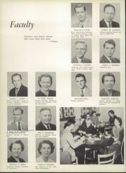 Page 16, 1952 Edition, William Hall High School - Hallmark Yearbook (West Hartford, CT) online yearbook collection