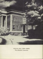 Page 7, 1952 Edition, William Hall High School - Hallmark Yearbook (West Hartford, CT) online yearbook collection