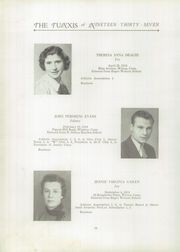 Page 12, 1937 Edition, Windsor High School - Tunxis Yearbook (Windsor, CT) online yearbook collection