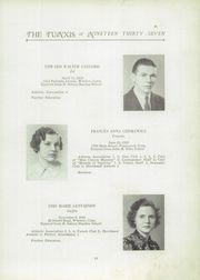 Page 13, 1937 Edition, Windsor High School - Tunxis Yearbook (Windsor, CT) online yearbook collection