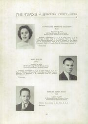 Page 14, 1937 Edition, Windsor High School - Tunxis Yearbook (Windsor, CT) online yearbook collection