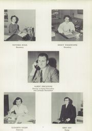 Page 11, 1953 Edition, Windsor High School - Tunxis Yearbook (Windsor, CT) online yearbook collection