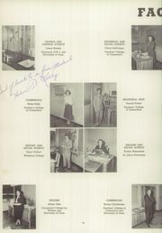 Page 16, 1953 Edition, Windsor High School - Tunxis Yearbook (Windsor, CT) online yearbook collection