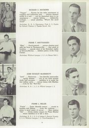 Page 37, 1953 Edition, Windsor High School - Tunxis Yearbook (Windsor, CT) online yearbook collection