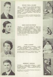 Page 38, 1953 Edition, Windsor High School - Tunxis Yearbook (Windsor, CT) online yearbook collection