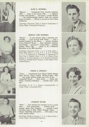 Page 39, 1953 Edition, Windsor High School - Tunxis Yearbook (Windsor, CT) online yearbook collection