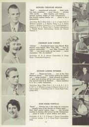 Page 40, 1953 Edition, Windsor High School - Tunxis Yearbook (Windsor, CT) online yearbook collection