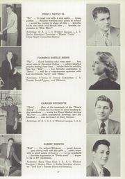 Page 41, 1953 Edition, Windsor High School - Tunxis Yearbook (Windsor, CT) online yearbook collection