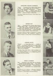 Page 42, 1953 Edition, Windsor High School - Tunxis Yearbook (Windsor, CT) online yearbook collection