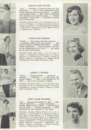 Page 45, 1953 Edition, Windsor High School - Tunxis Yearbook (Windsor, CT) online yearbook collection