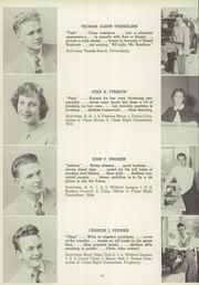 Page 46, 1953 Edition, Windsor High School - Tunxis Yearbook (Windsor, CT) online yearbook collection