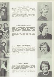 Page 47, 1953 Edition, Windsor High School - Tunxis Yearbook (Windsor, CT) online yearbook collection