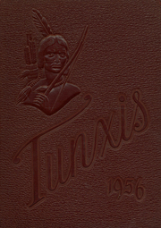 Windsor High School - Tunxis Yearbook (Windsor, CT) online yearbook collection, 1956 Edition, Page 1