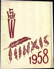 Windsor High School - Tunxis Yearbook (Windsor, CT) online yearbook collection, 1958 Edition, Page 1