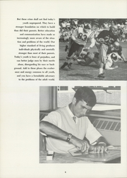 Page 12, 1969 Edition, Windsor High School - Tunxis Yearbook (Windsor, CT) online yearbook collection