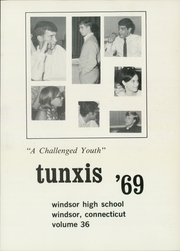 Page 5, 1969 Edition, Windsor High School - Tunxis Yearbook (Windsor, CT) online yearbook collection