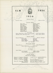 Page 8, 1956 Edition, Hillhouse High School - Elm Tree Yearbook (New Haven, CT) online yearbook collection