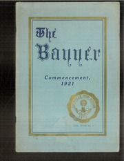 1931 Edition, Rockville High School - Banner Yearbook (Rockville, CT)