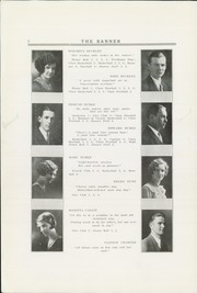 Page 10, 1931 Edition, Rockville High School - Banner Yearbook (Rockville, CT) online yearbook collection
