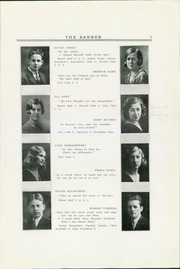 Page 11, 1931 Edition, Rockville High School - Banner Yearbook (Rockville, CT) online yearbook collection
