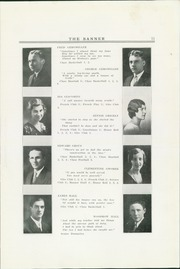 Page 13, 1931 Edition, Rockville High School - Banner Yearbook (Rockville, CT) online yearbook collection
