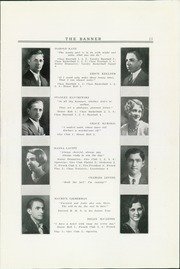 Page 15, 1931 Edition, Rockville High School - Banner Yearbook (Rockville, CT) online yearbook collection